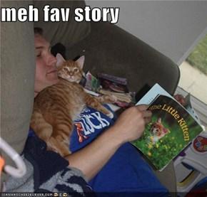 meh fav story