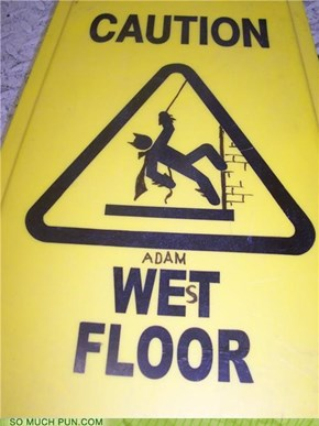 But Then It's Not a Floor At All...