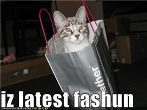 iz latest fashun