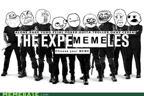 The Expememeles