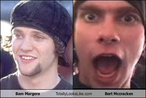Bam Margera Totally Looks Like Bert Mccracken