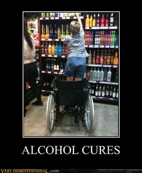 ALCOHOL CURES