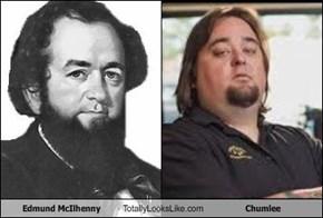 Edmund McIlhenny Totally Looks Like Chumlee