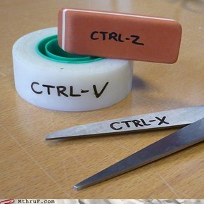 Keyboard Shortcuts IRL