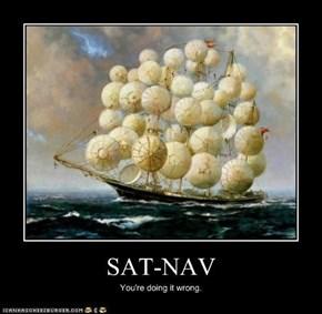 SAT-NAV