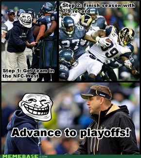 Art of Trolling: NFL Troll.