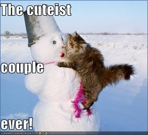 The cuteist couple ever!