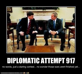 DIPLOMATIC ATTEMPT 917