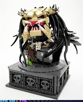 Predatory Lego