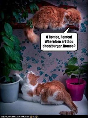 O Romeo, Romeo!