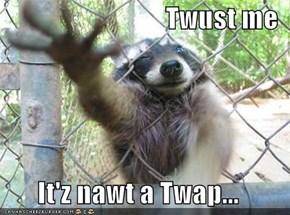 Twust me  It'z nawt a Twap...
