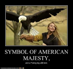 That is Actually the Scientific Name for Bald Eagles