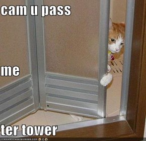 cam u pass me ter tower