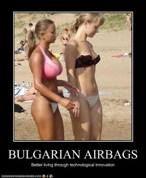 BULGARIAN AIRBAGS