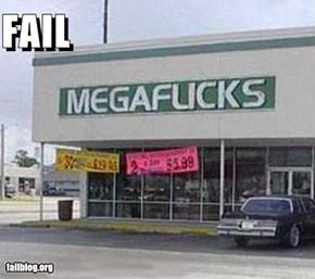 Megaflicks FAIL