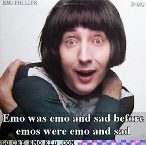 Oh Emo Phillips