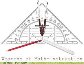 Weapons of Math-Instruction