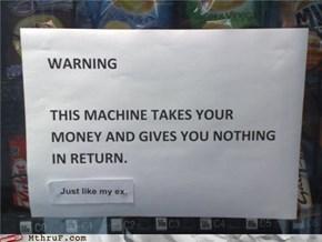 Warning: Pessimism