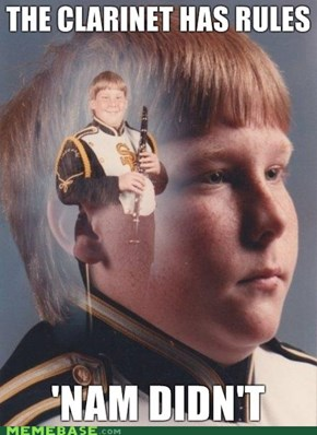 PTSD Clarinet Kid: Rules