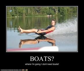 BOATS?