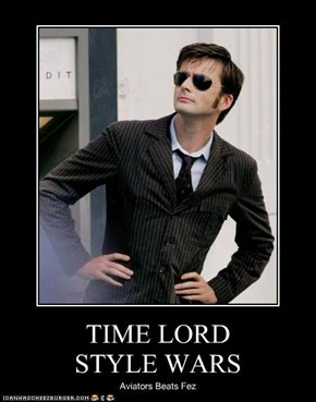 TIME LORD  STYLE WARS