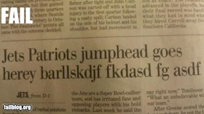 Sports Headline Fail