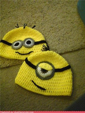 Must Have Cool: Despicable Me Minion Hat