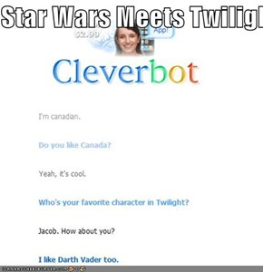 Star Wars Meets Twilight