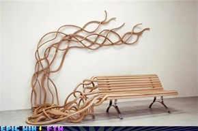 That Bench is Unraveling