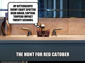 THE HUNT FOR RED CATOBER
