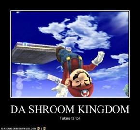 DA SHROOM KINGDOM