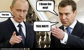 I Know the way!