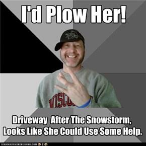 Hood Dad: Plowing