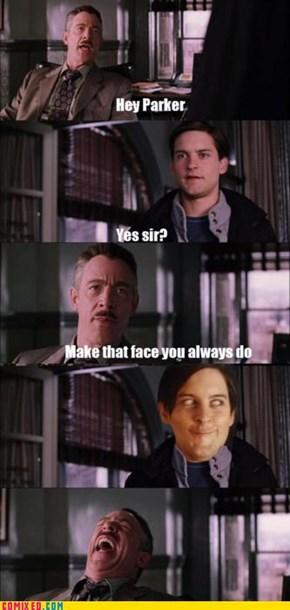 Hey! Parker