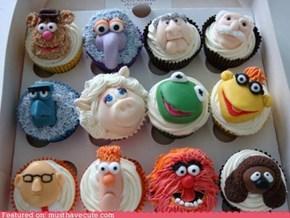 Epicute: Muppet Cupckes:00
