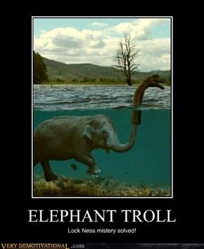 ELEPHANT TROLL