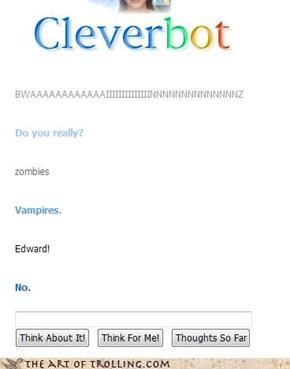 Edward? NO!