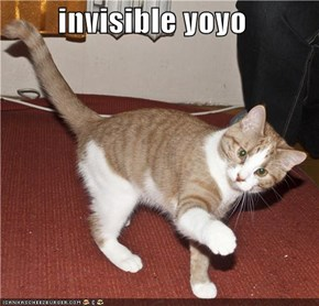 invisible yoyo