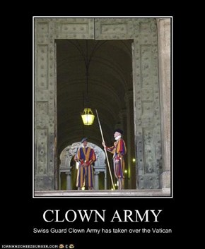 CLOWN ARMY