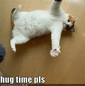 hug time pls