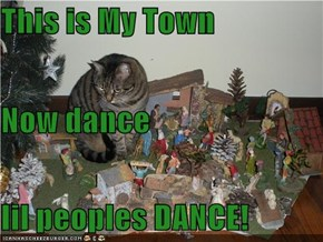 This is My Town Now dance  lil peoples DANCE!