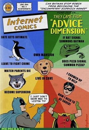 Internet Comics