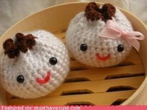 Happy Little Pork Buns