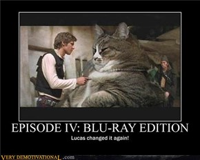 EPISODE IV: BLU-RAY EDITION
