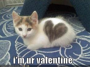 i'm ur valentine