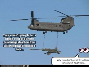 Aerial Battering Ram