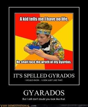 GYARADOS