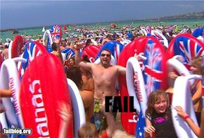 Australia Day Fail