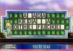 I'd Like To Solve To Puzzle...