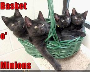 Basket o' Minions